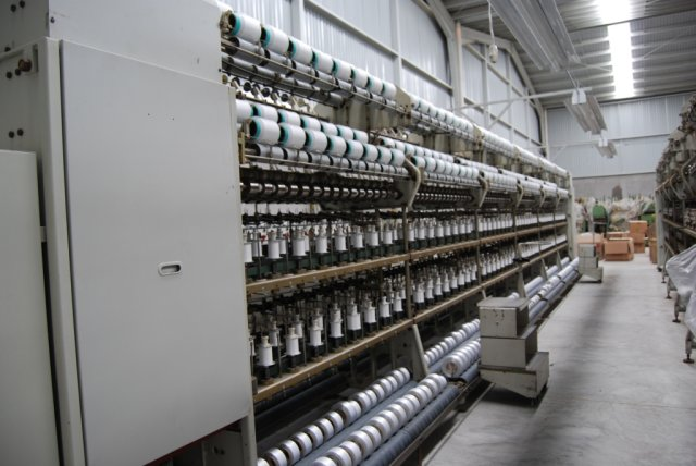 Used Textile Machinery - Carolina Textile Machinery, Inc  - Greenville